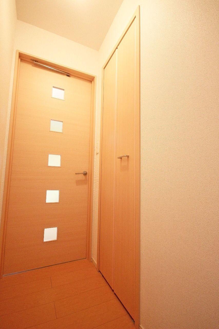 ヤマモト地所の西内 姫乃がご紹介する賃貸アパートのグランド・ソレイユ 202の内観の7枚目