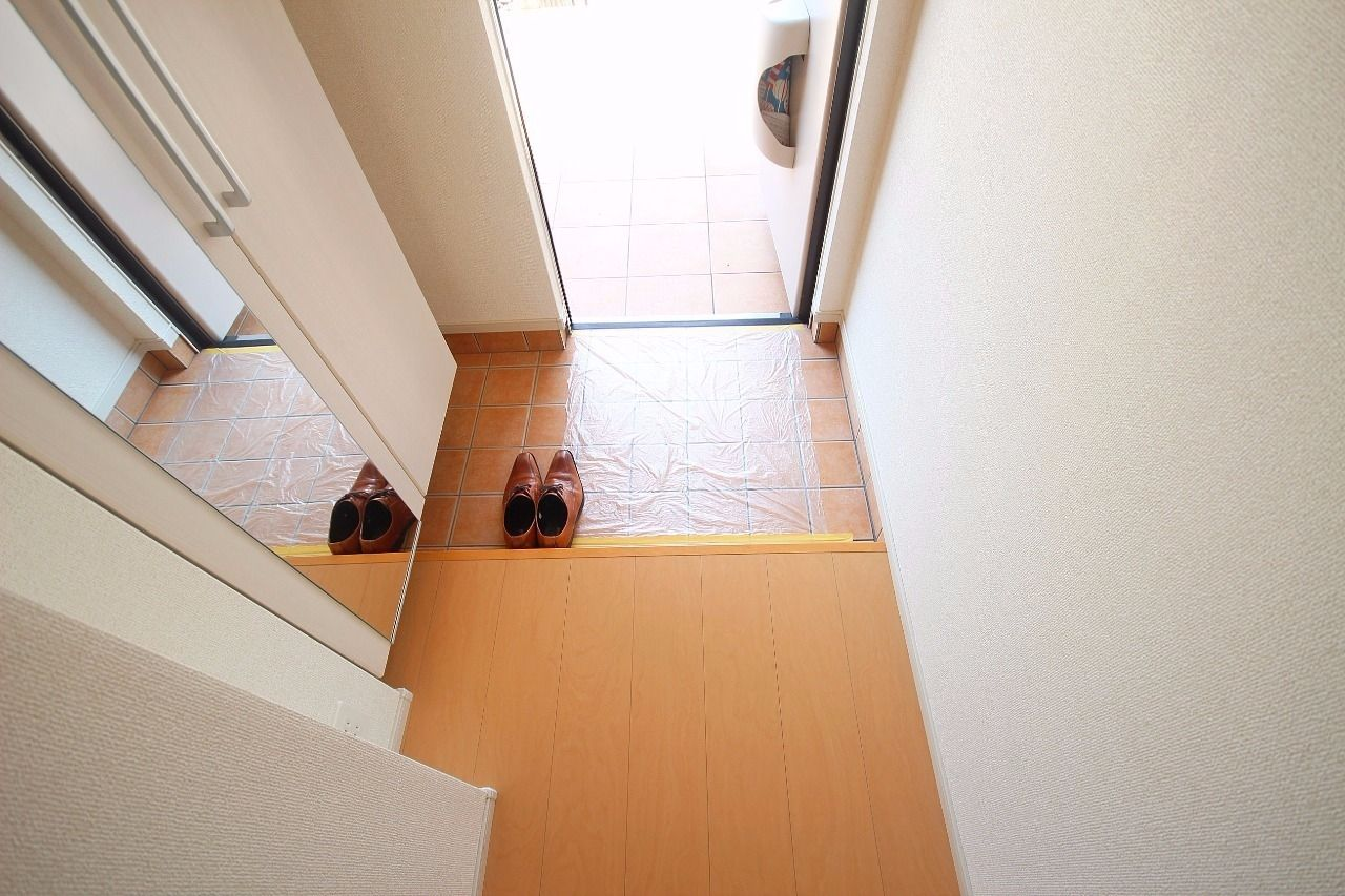 ヤマモト地所の西内 姫乃がご紹介する賃貸アパートのグランド・ソレイユ 202の内観の1枚目