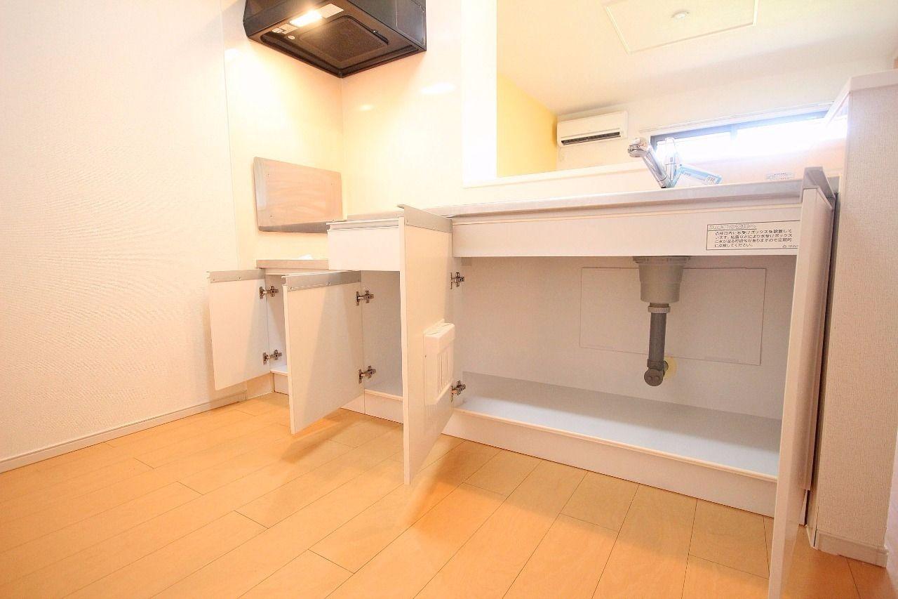 ヤマモト地所の西内 姫乃がご紹介する賃貸アパートのグランド・ソレイユ 202の内観の28枚目