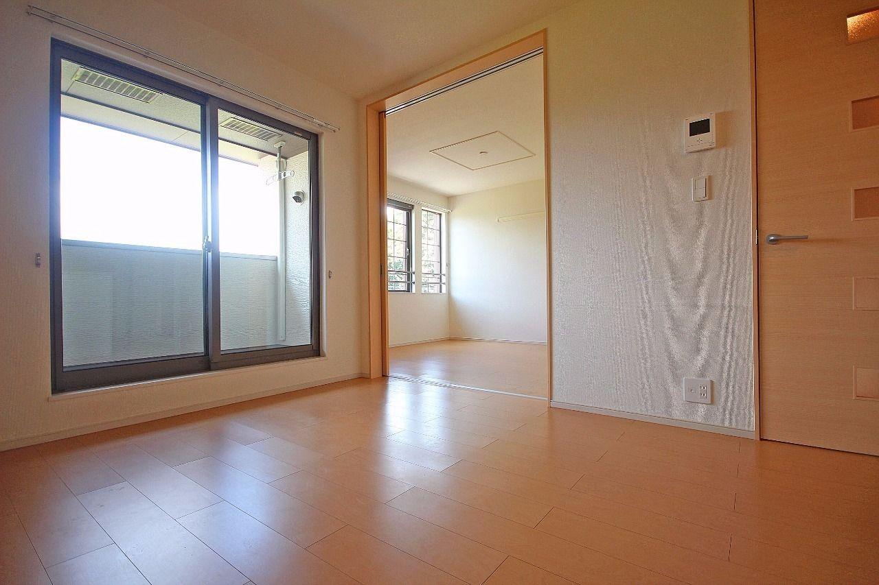 ヤマモト地所の西内 姫乃がご紹介する賃貸アパートのグランド・ソレイユ 202の内観の13枚目