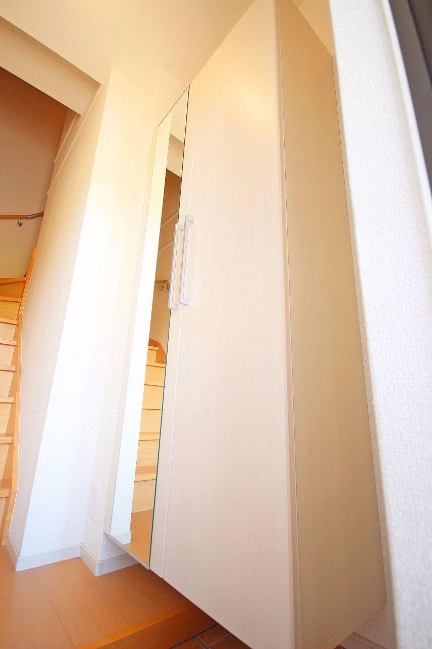 ヤマモト地所の西内 姫乃がご紹介する賃貸アパートのグランド・ソレイユ 202の内観の2枚目