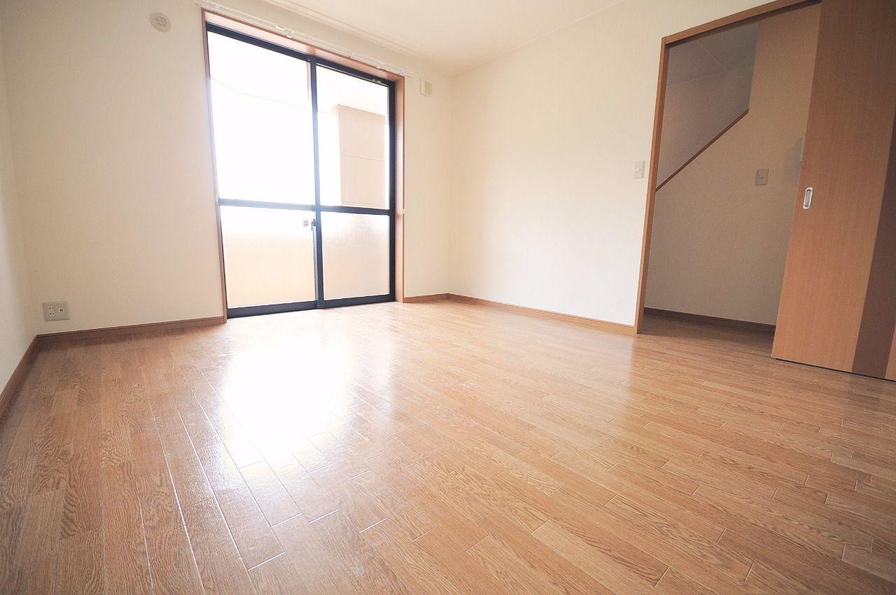 ヤマモト地所の夕部 大輔がご紹介する賃貸アパートのボンヌール 101の内観の9枚目