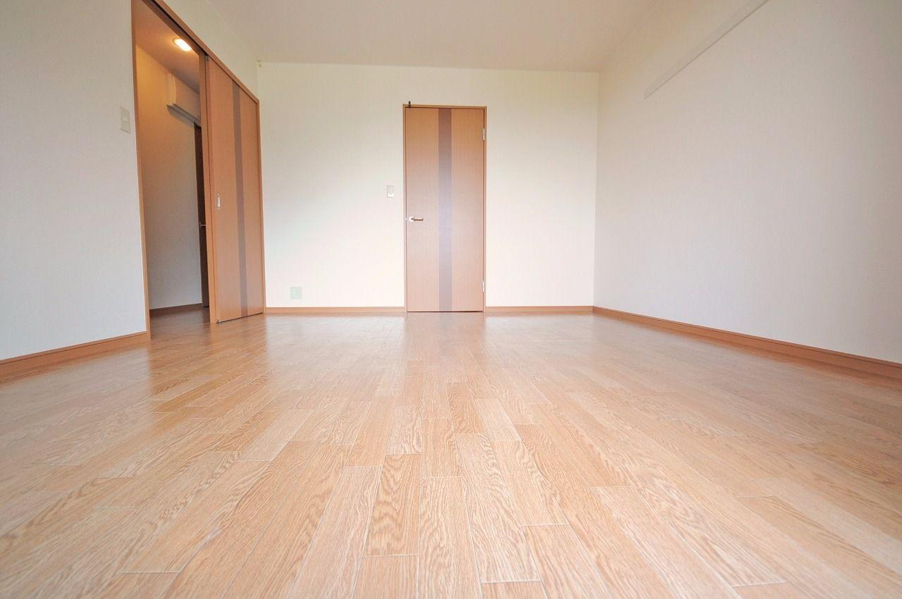 ヤマモト地所の夕部 大輔がご紹介する賃貸アパートのボンヌール 101の内観の8枚目