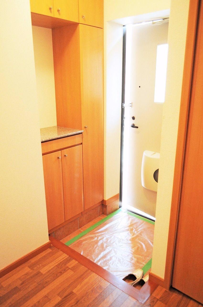 ヤマモト地所の夕部 大輔がご紹介する賃貸アパートのカーサ・フィオーレB 101の内観の1枚目