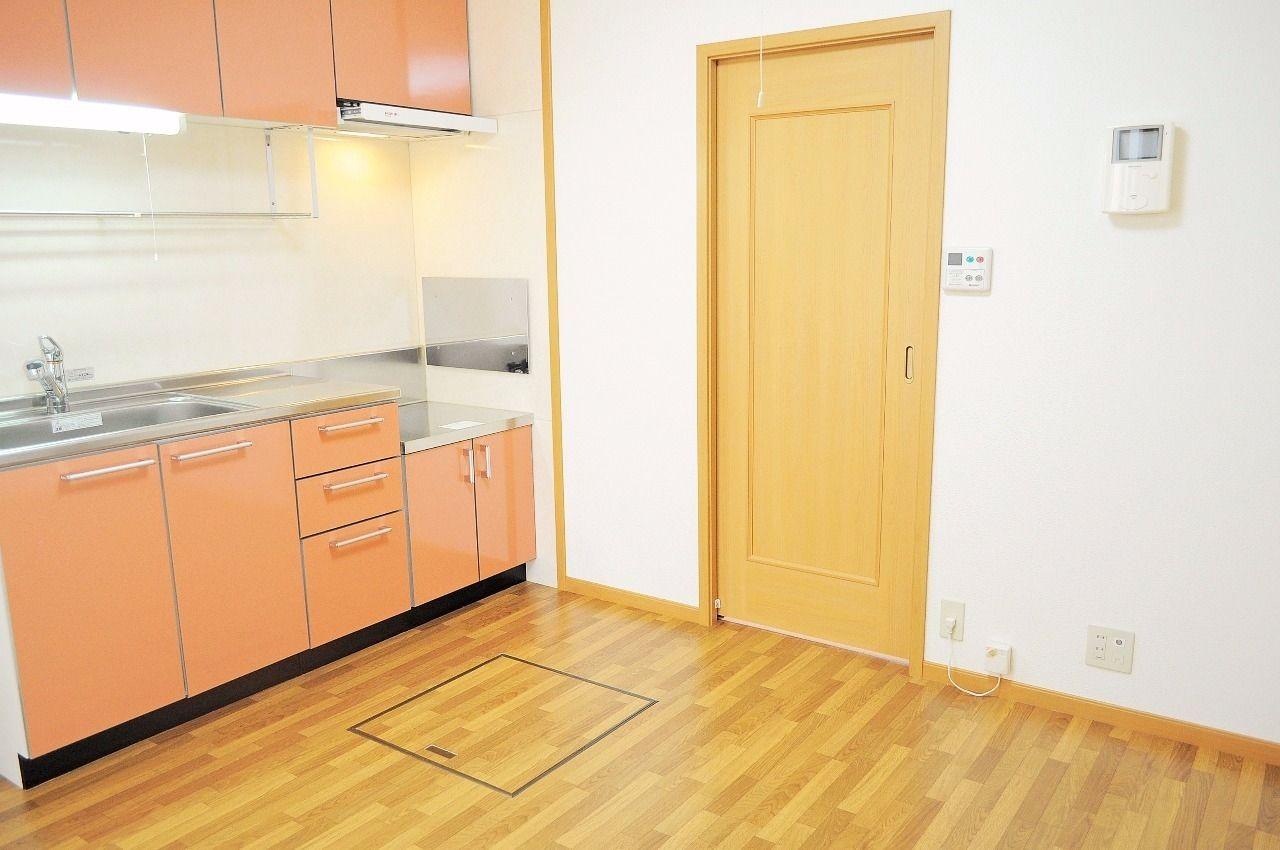 ヤマモト地所の夕部 大輔がご紹介する賃貸アパートのカーサ・フィオーレB 101の内観の8枚目