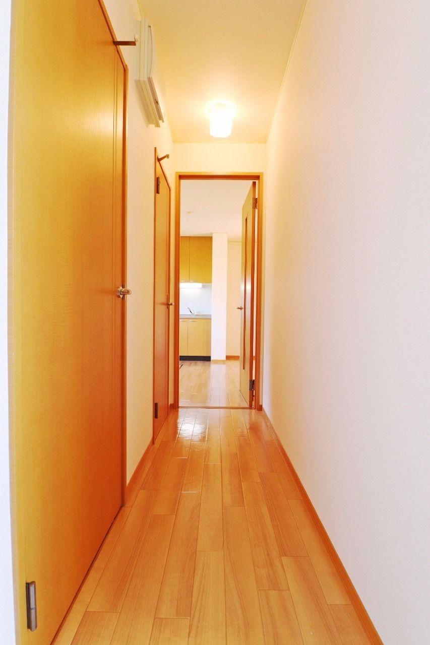 ヤマモト地所の宮本 留伊がご紹介する賃貸アパートのコーポエスポワール 101の内観の3枚目