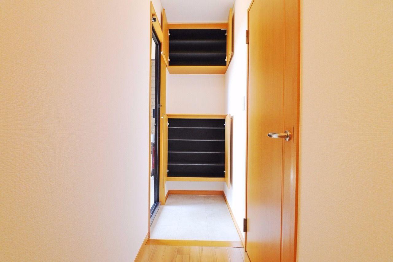 ヤマモト地所の宮本 留伊がご紹介する賃貸アパートのコーポエスポワール 101の内観の2枚目