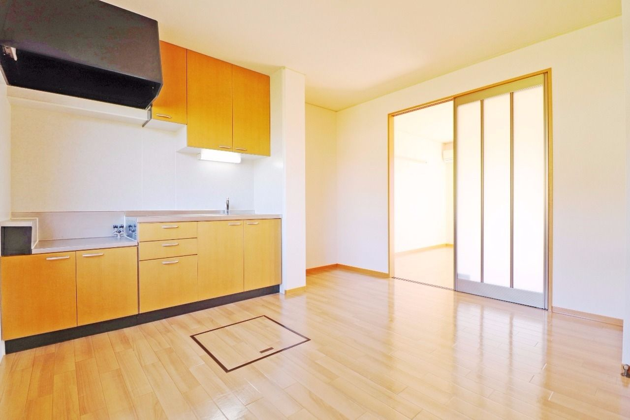 ヤマモト地所の宮本 留伊がご紹介する賃貸アパートのコーポエスポワール 101の内観の14枚目