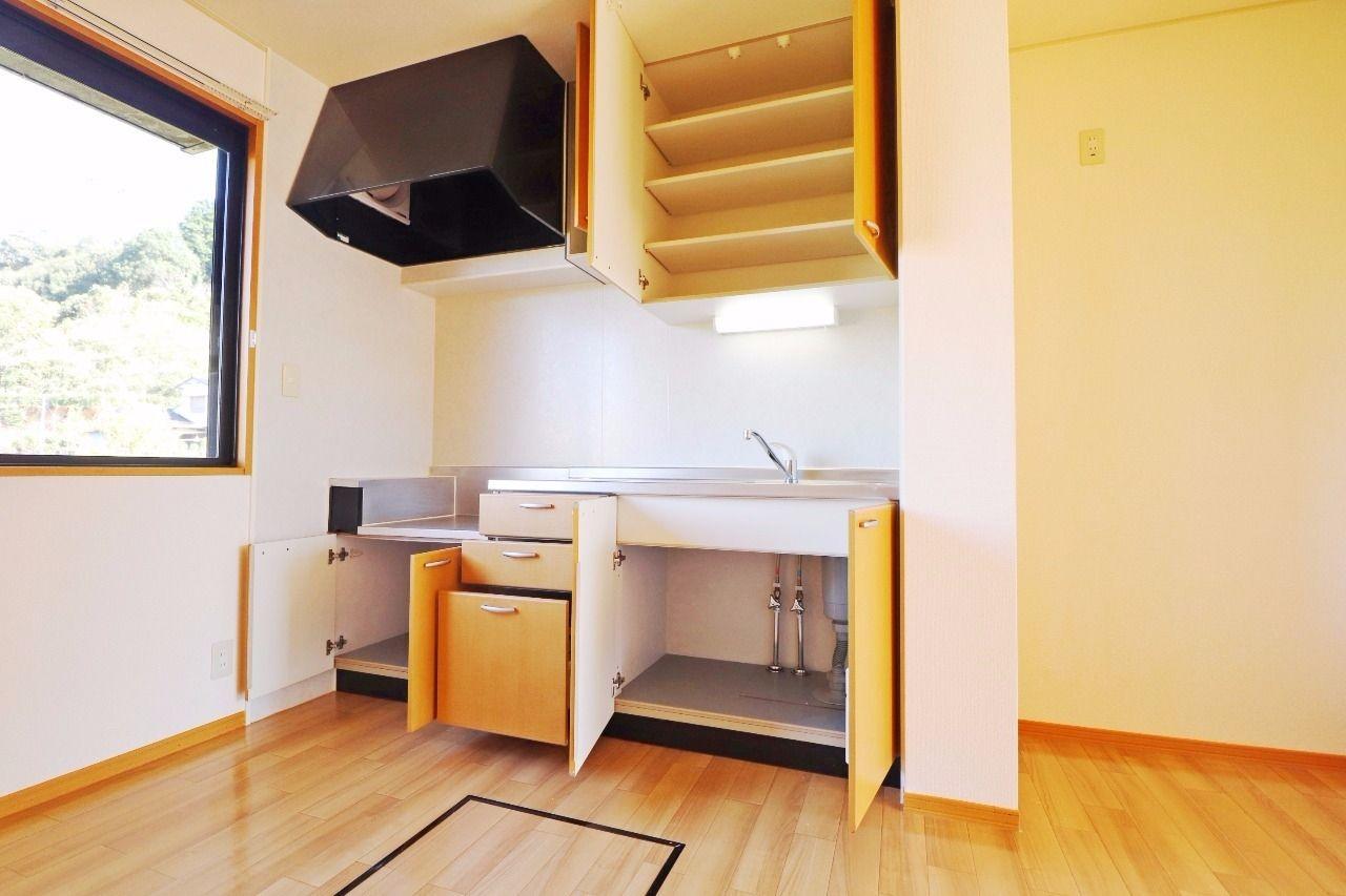 ヤマモト地所の宮本 留伊がご紹介する賃貸アパートのコーポエスポワール 101の内観の11枚目