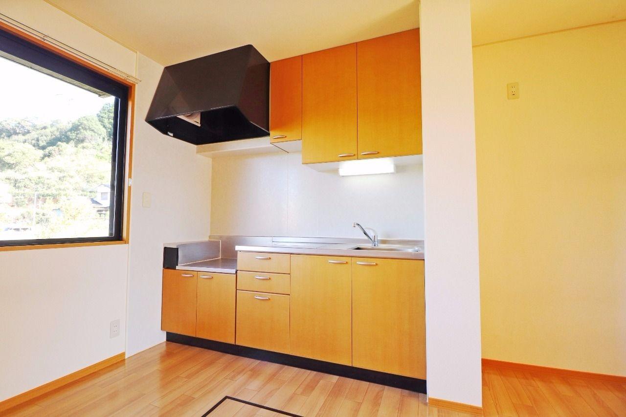 ヤマモト地所の宮本 留伊がご紹介する賃貸アパートのコーポエスポワール 101の内観の10枚目