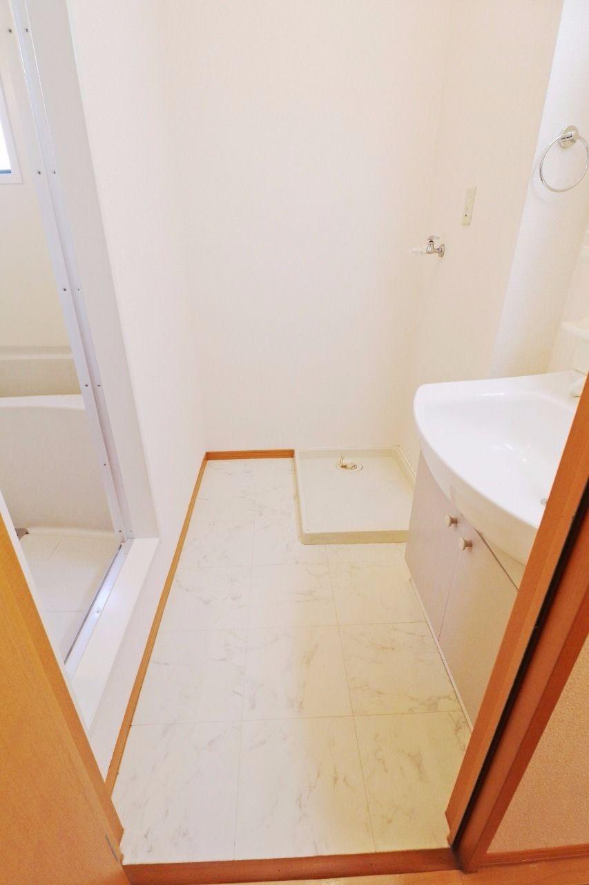 ヤマモト地所の宮本 留伊がご紹介する賃貸アパートのコーポエスポワール 101の内観の4枚目