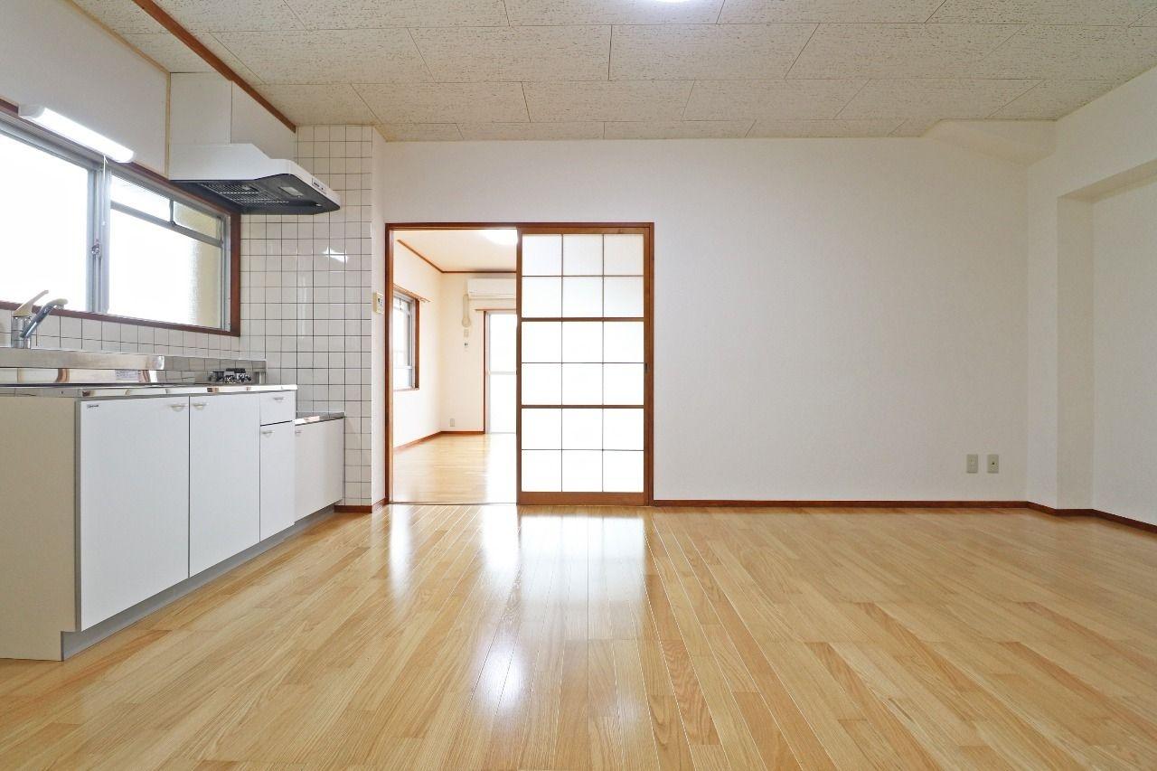 ヤマモト地所の夕部 大輔がご紹介する賃貸マンションの夕陽ヶ丘ハイツ 401の内観の18枚目