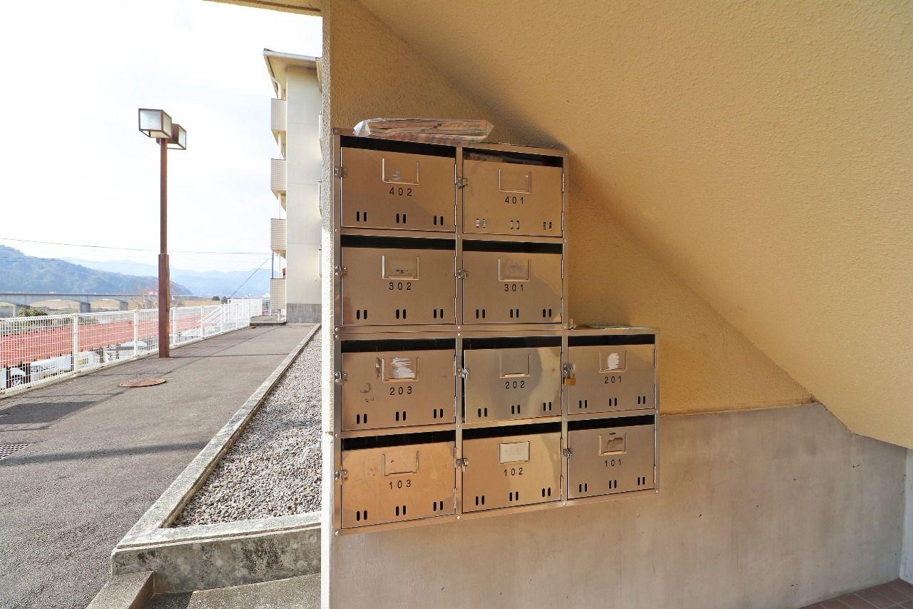 ヤマモト地所の夕部 大輔がご紹介する賃貸マンションの夕陽ヶ丘ハイツ 401の外観の4枚目