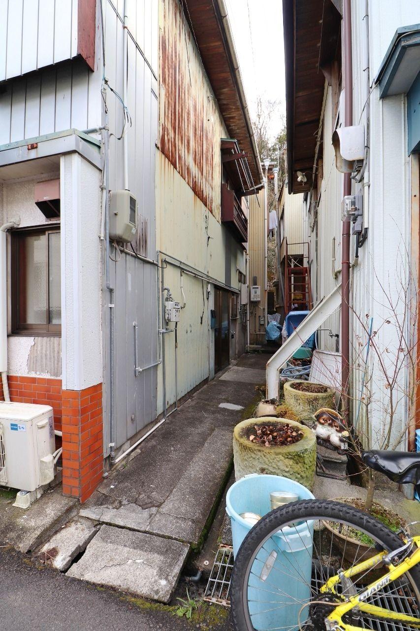 ヤマモト地所の西内 姫乃がご紹介する賃貸一軒家のライムハウスの外観の1枚目