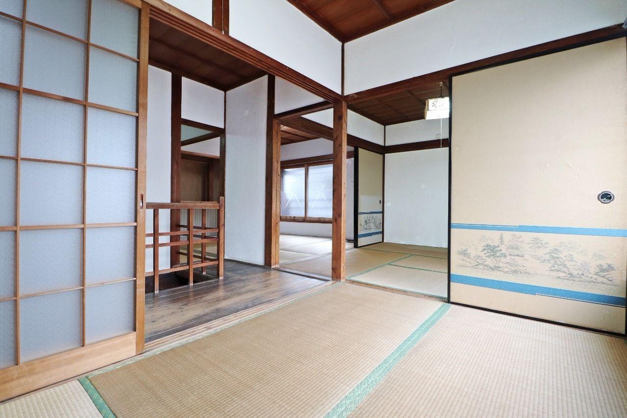 ヤマモト地所の西内 姫乃がご紹介する賃貸一軒家のライムハウスの内観の38枚目