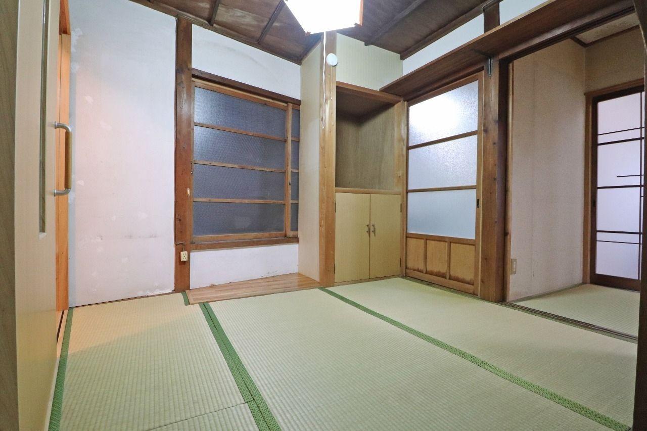 ヤマモト地所の西内 姫乃がご紹介する賃貸一軒家のライムハウスの内観の6枚目