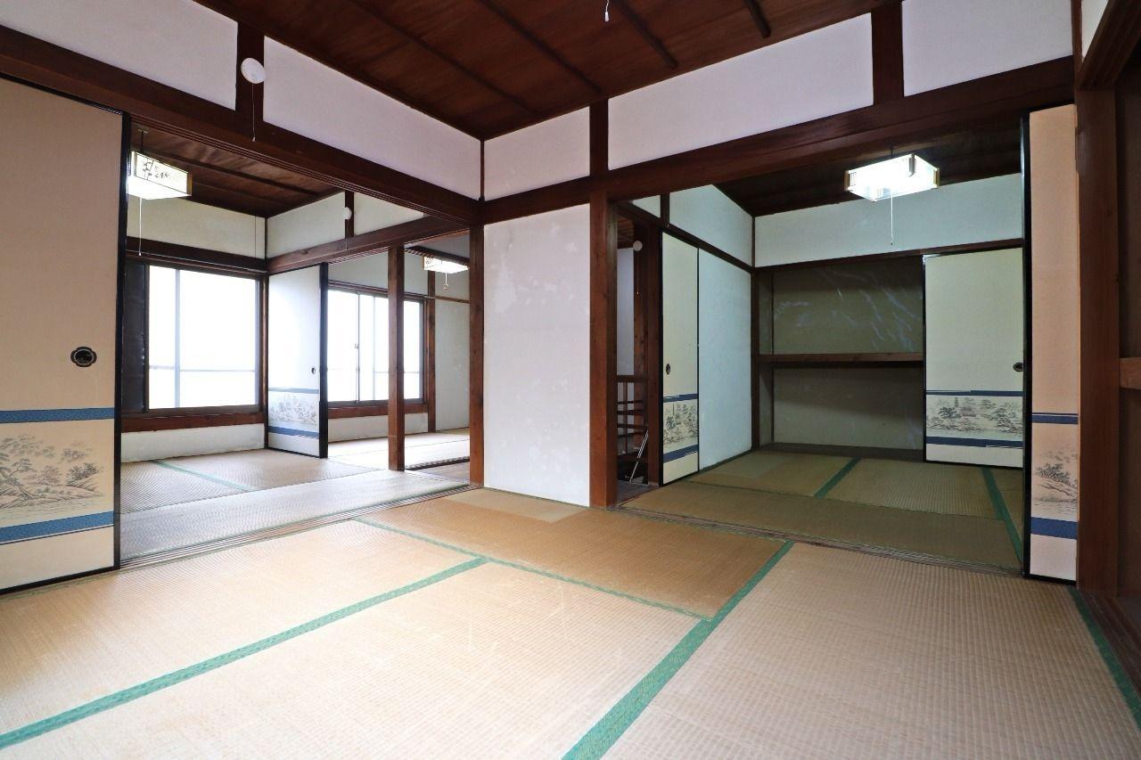 ヤマモト地所の西内 姫乃がご紹介する賃貸一軒家のライムハウスの内観の41枚目