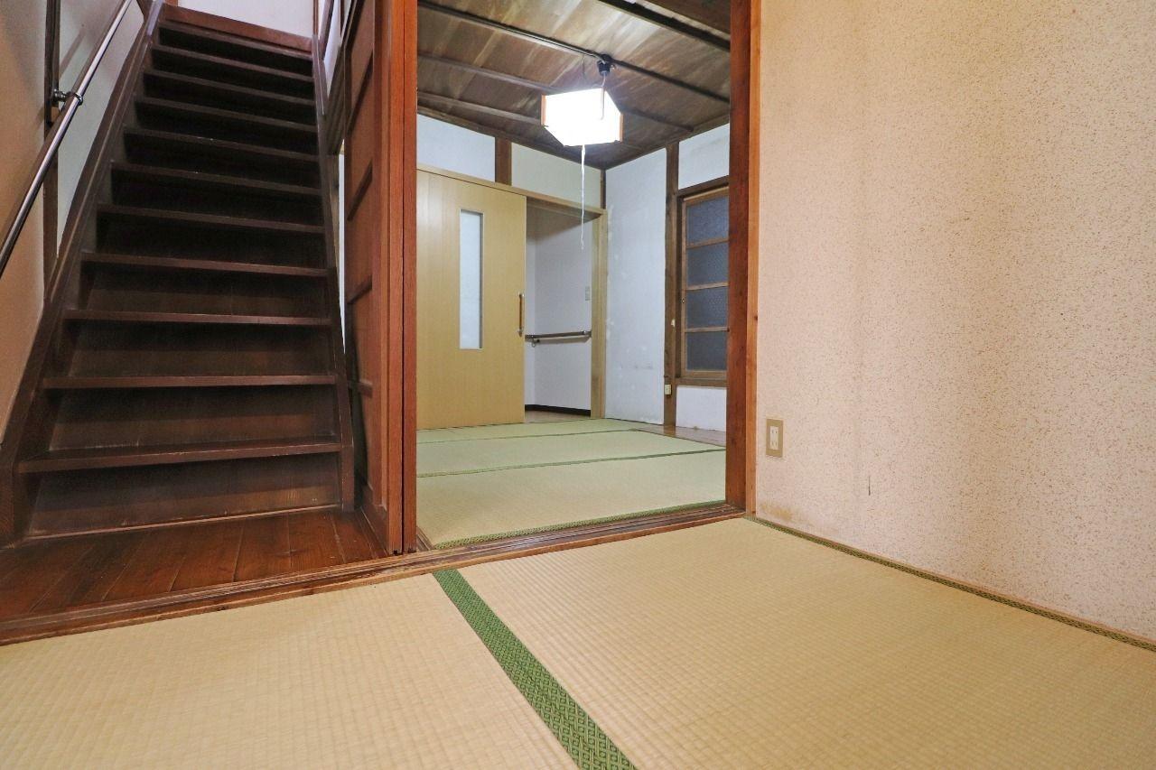 ヤマモト地所の西内 姫乃がご紹介する賃貸一軒家のライムハウスの内観の4枚目