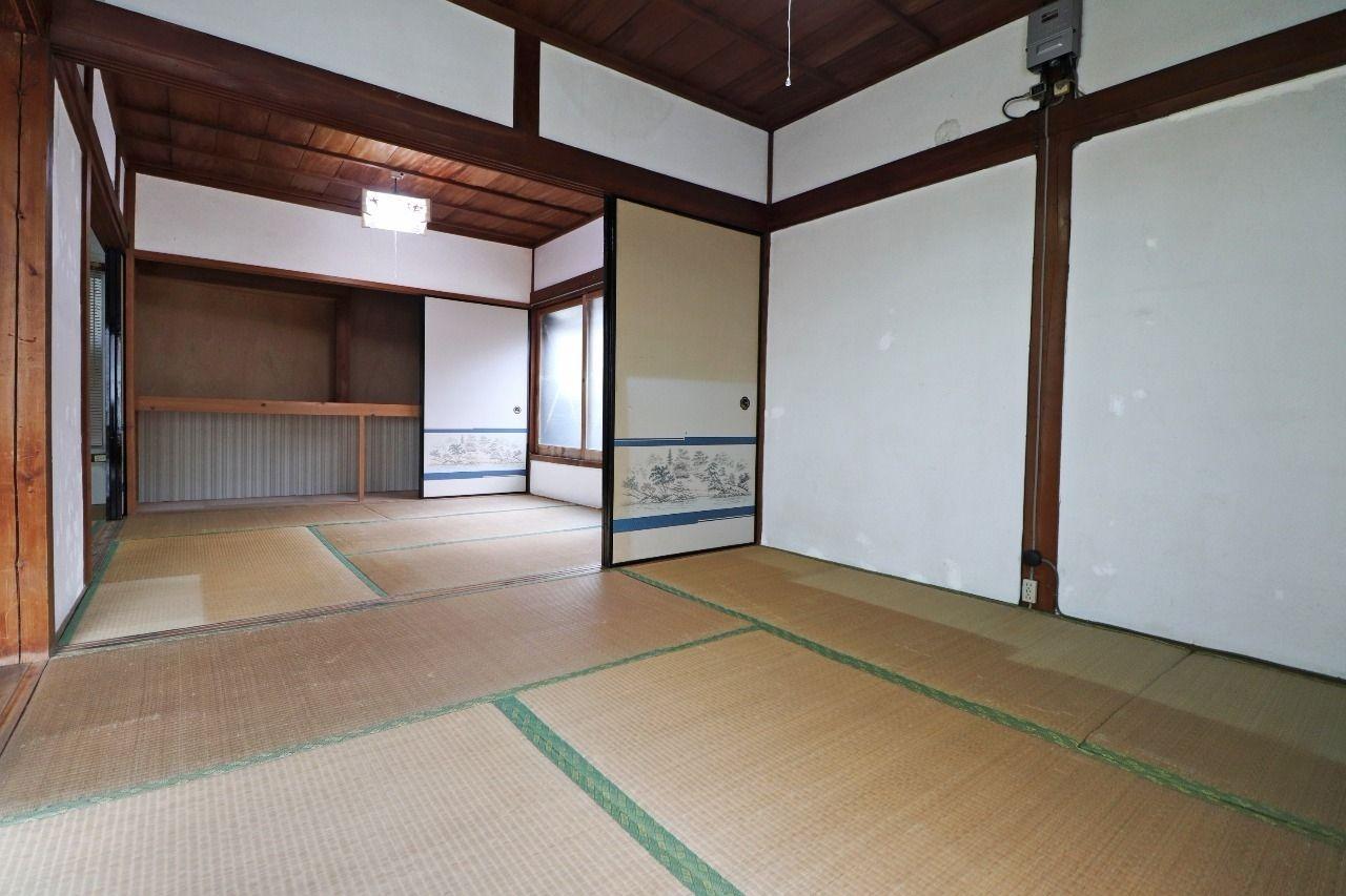 ヤマモト地所の西内 姫乃がご紹介する賃貸一軒家のライムハウスの内観の39枚目