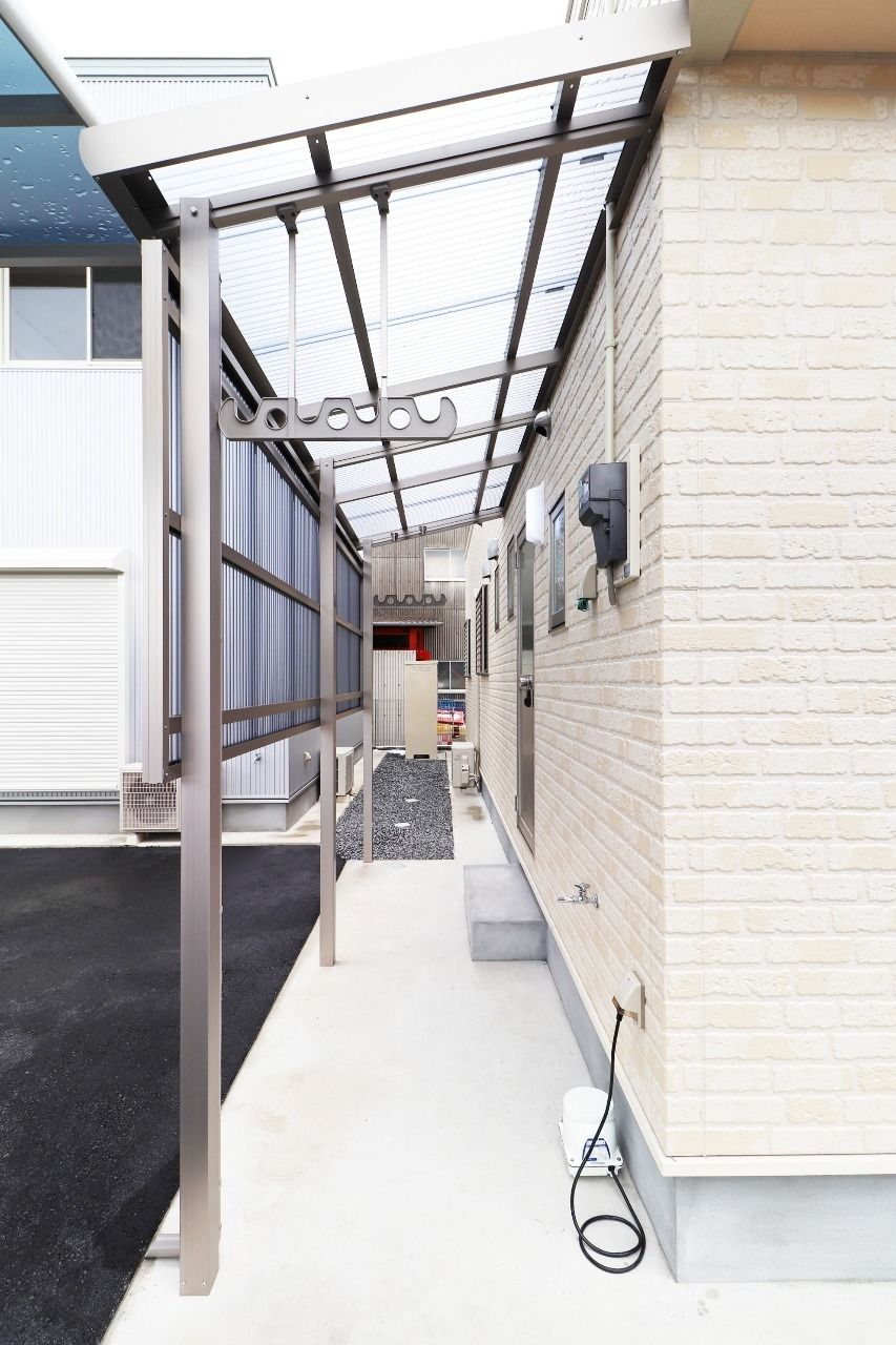 ヤマモト地所の夕部 大輔がご紹介する賃貸一軒家のプランドール・アン B棟の外観の4枚目