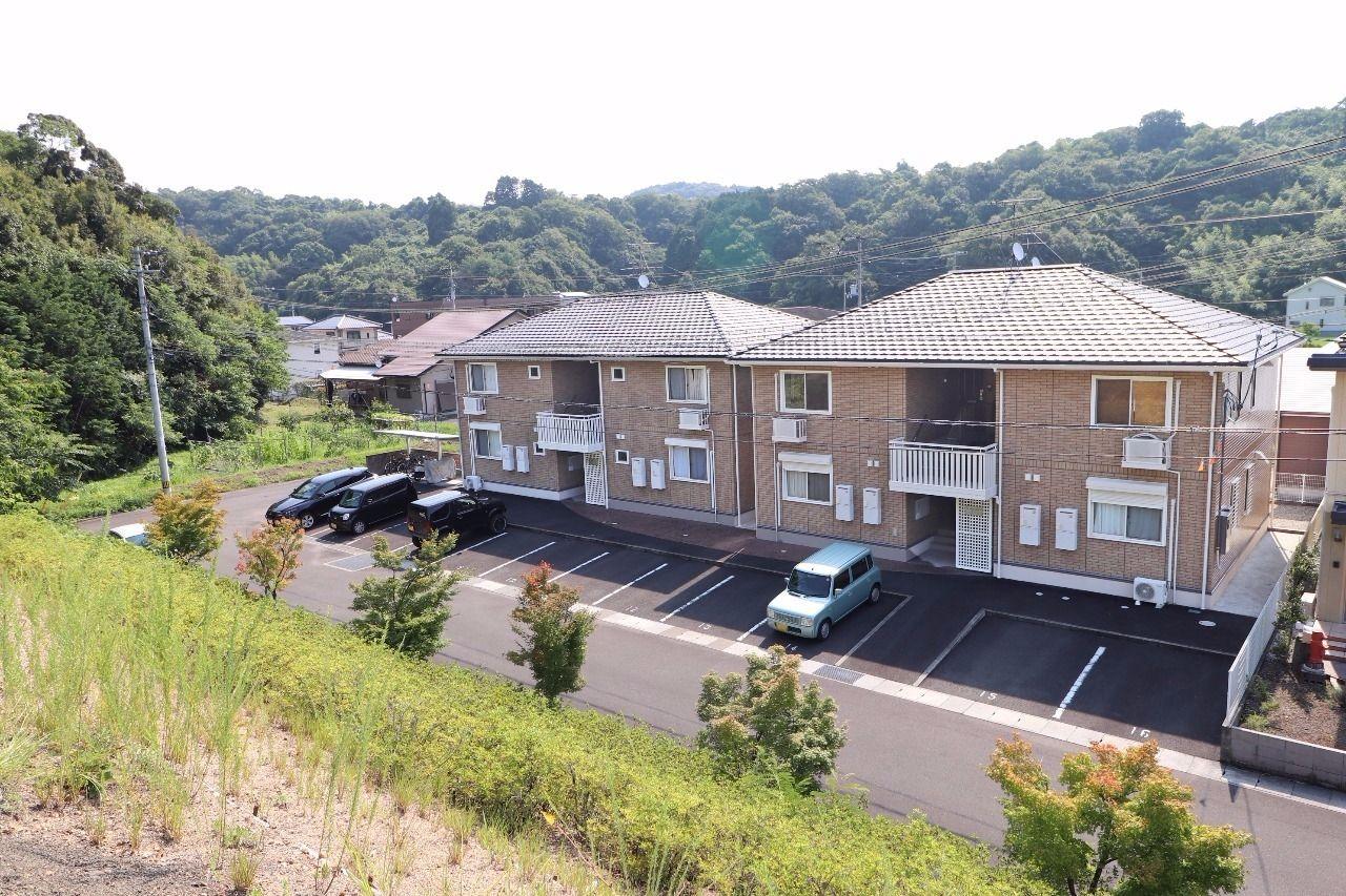 ヤマモト地所の長岡 優がご紹介する賃貸アパートのメゾン・リラB 102の外観の7枚目