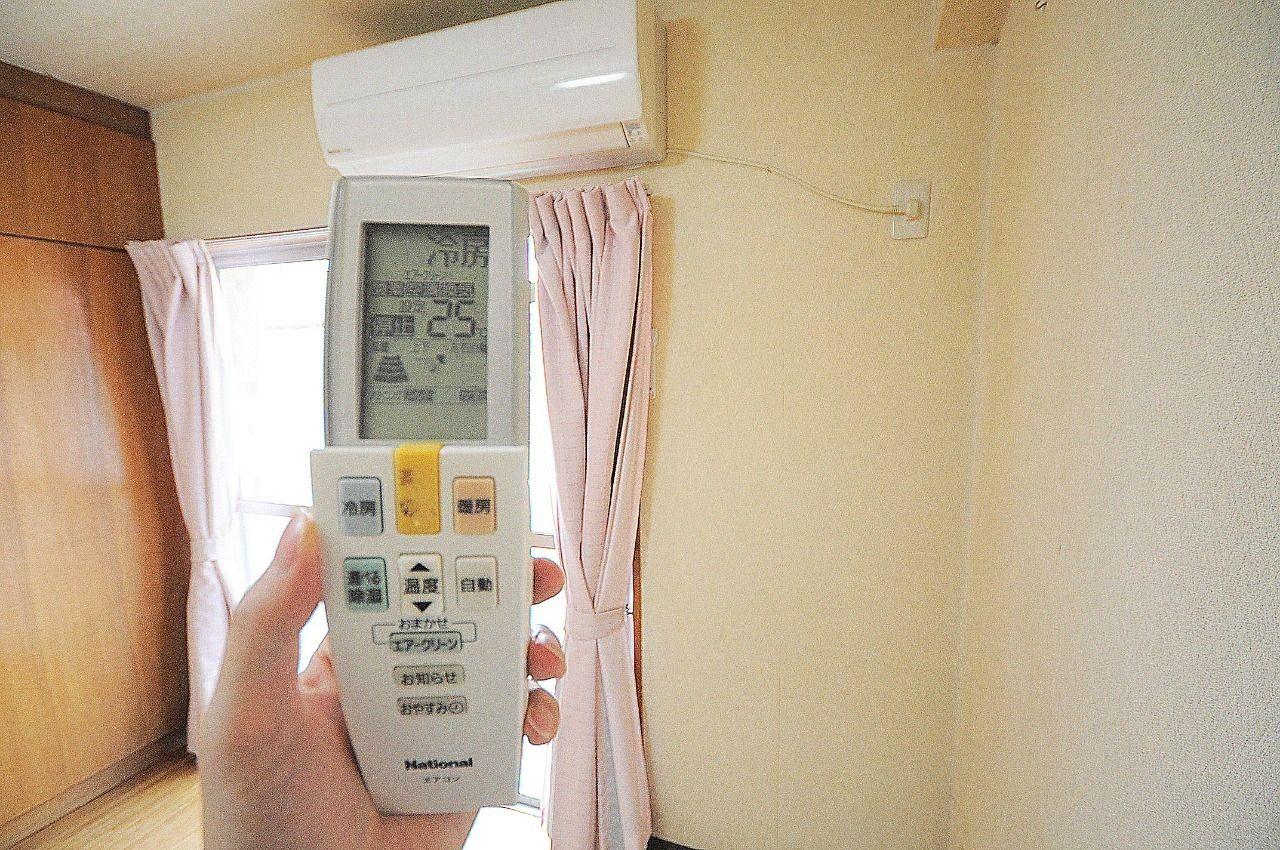 エアコンの効いた生活は幸せですよね。夏の暑い日や冬の寒い日にご利用ください。
