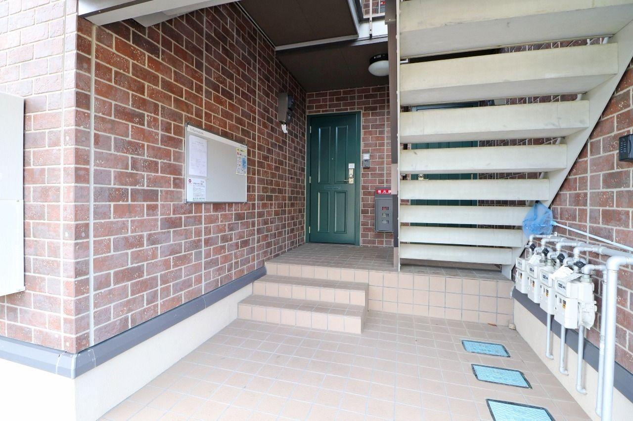 ヤマモト地所の西内 姫乃がご紹介する賃貸アパートのプレミール 102の外観の6枚目