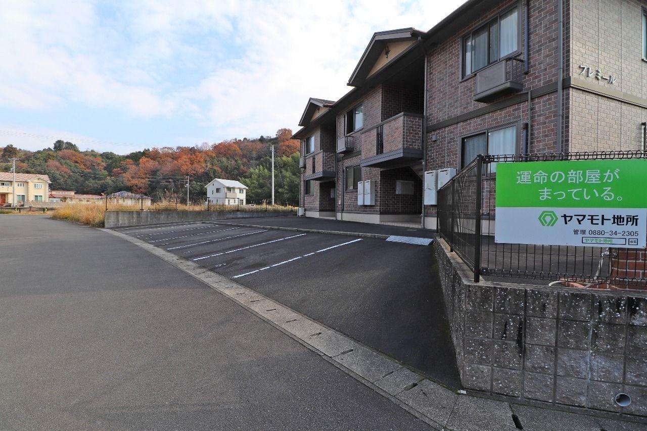 ヤマモト地所の西内 姫乃がご紹介する賃貸アパートのプレミール 102の外観の1枚目
