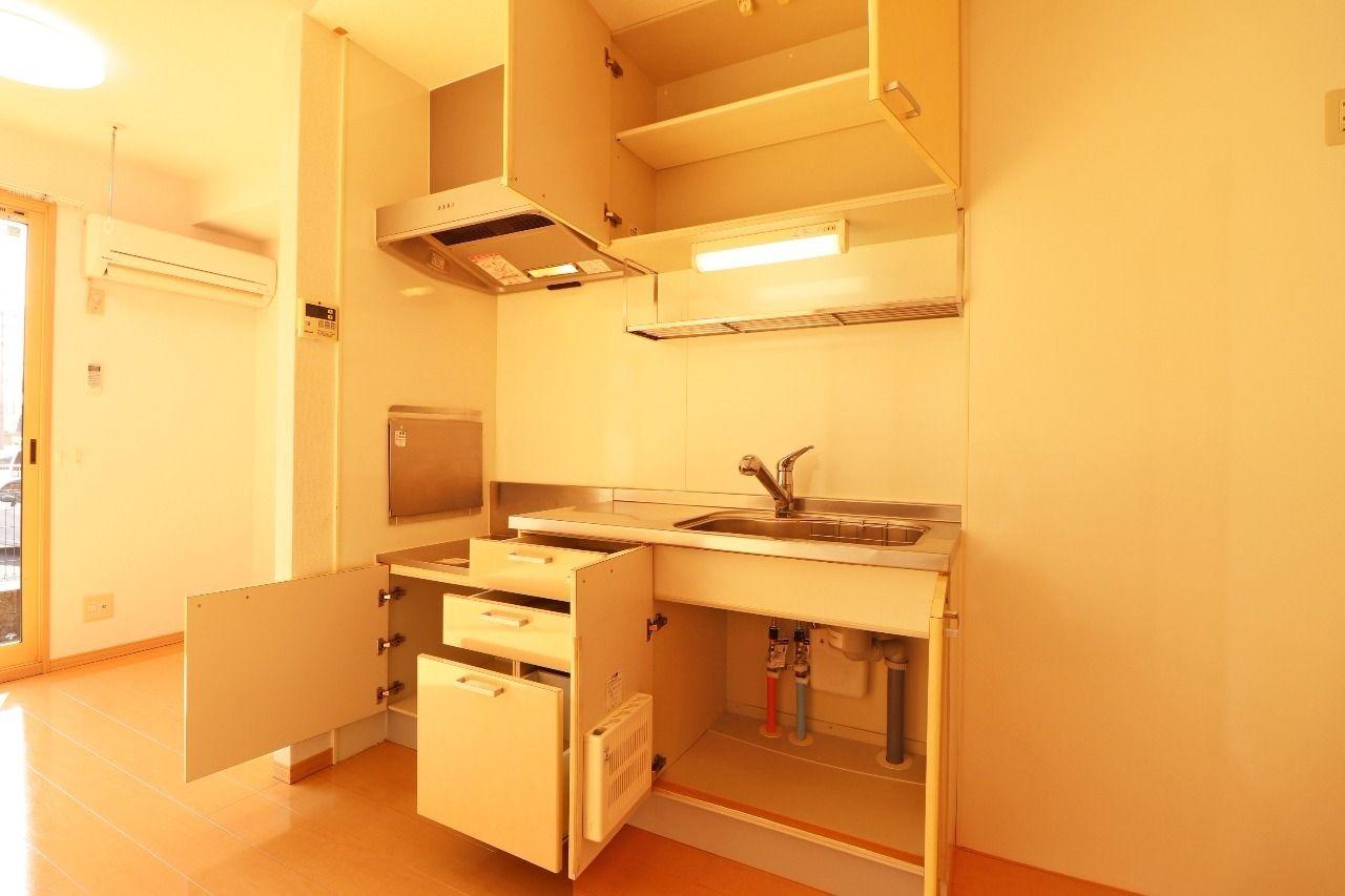 ヤマモト地所の西内 姫乃がご紹介する賃貸アパートのプレミール 102の内観の11枚目