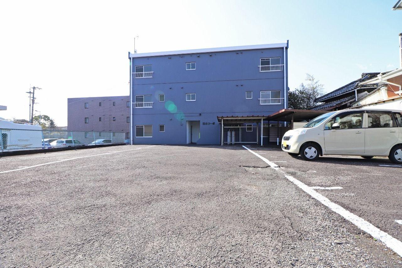 ヤマモト地所の西内 姫乃がご紹介する賃貸マンションの松本コーポ 302の外観の1枚目