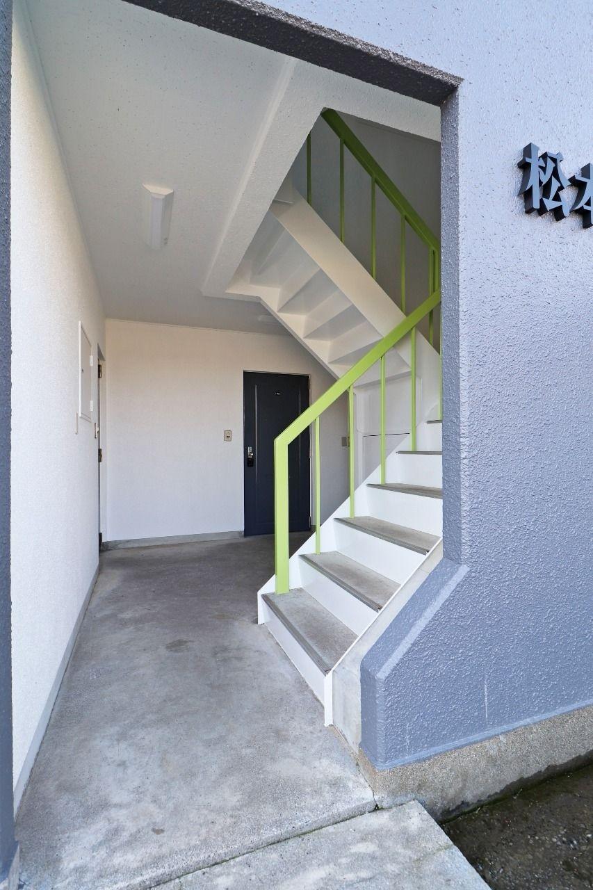 ヤマモト地所の西内 姫乃がご紹介する賃貸マンションの松本コーポ 302の外観の8枚目