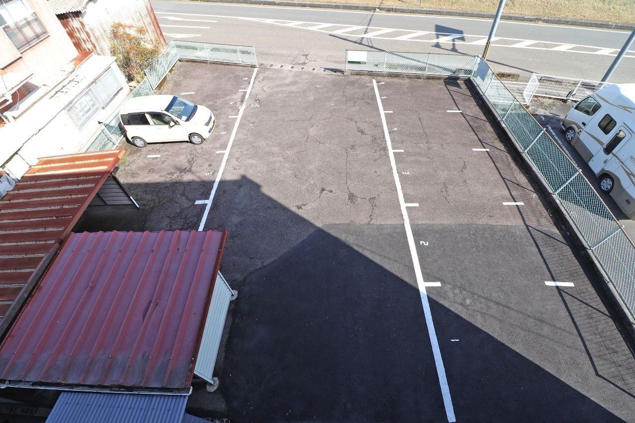 ヤマモト地所の西内 姫乃がご紹介する賃貸マンションの松本コーポ 302の外観の5枚目