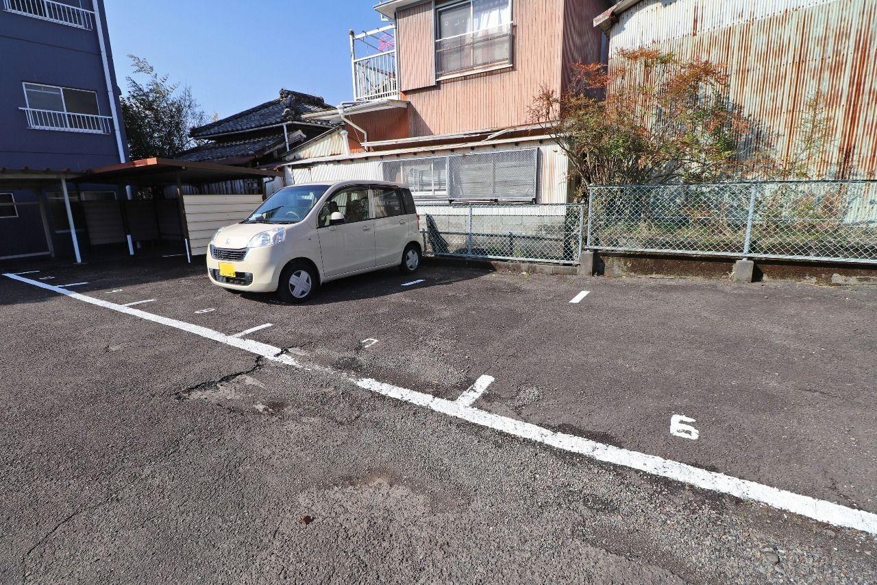 ヤマモト地所の西内 姫乃がご紹介する賃貸マンションの松本コーポ 302の外観の4枚目