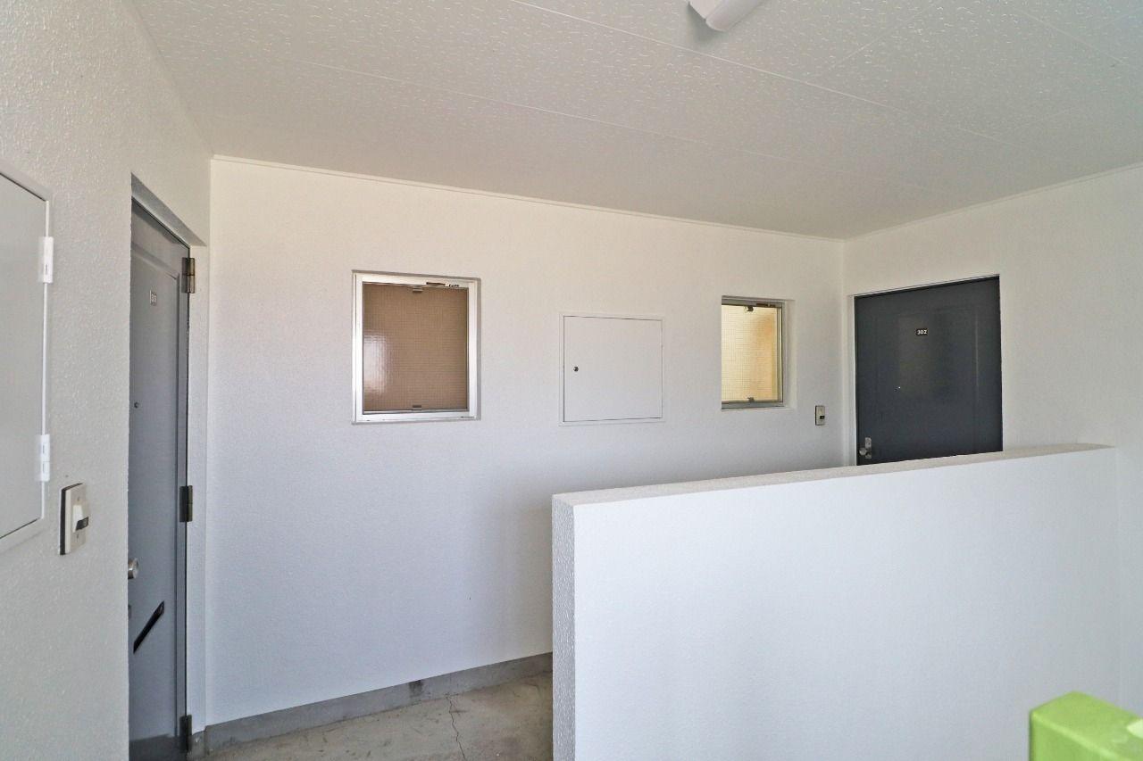 ヤマモト地所の西内 姫乃がご紹介する賃貸マンションの松本コーポ 302の外観の12枚目
