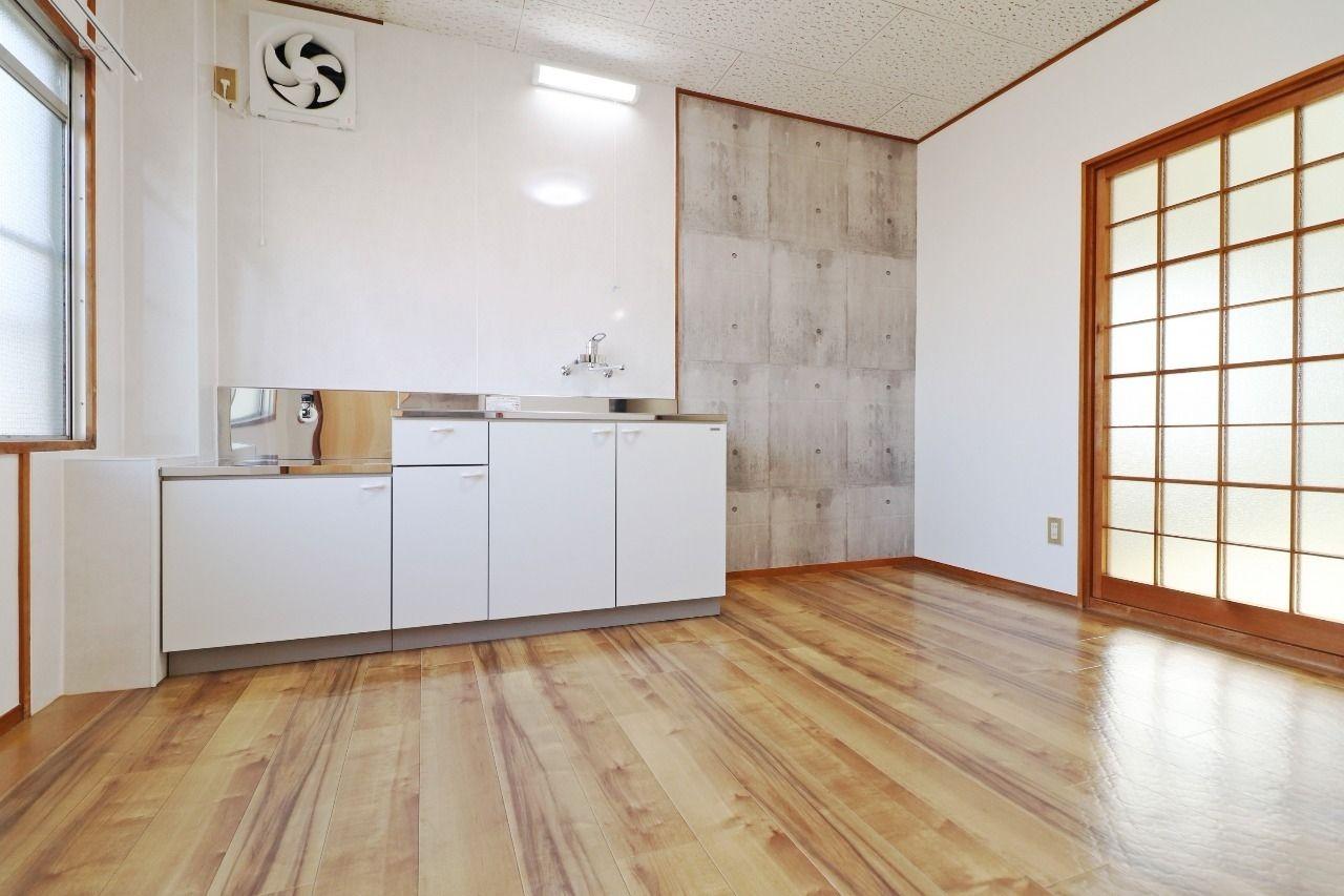 ヤマモト地所の宮本 留伊がご紹介する賃貸マンションの松本コーポ 201の内観の8枚目