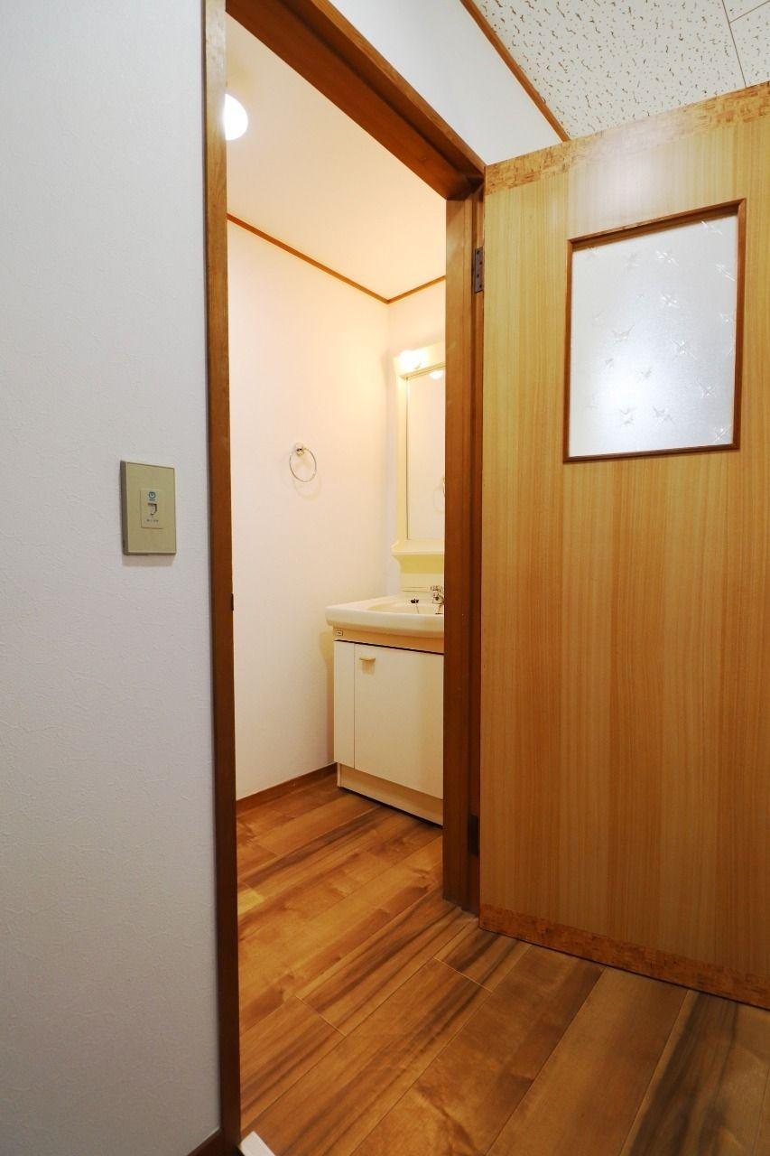 ヤマモト地所の宮本 留伊がご紹介する賃貸マンションの松本コーポ 201の内観の2枚目