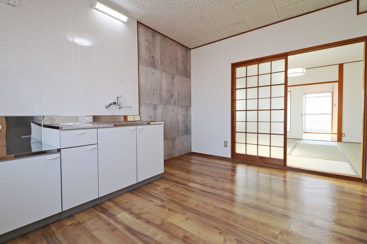 ヤマモト地所の宮本 留伊がご紹介する賃貸マンションの松本コーポ 201の内観の9枚目