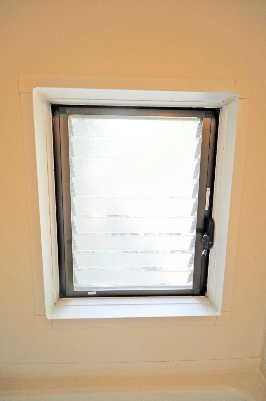 窓があるのとないのとでは、換気の力が全然違います。湿気がすぐに飛んでくれるのでカビ対策にも◎