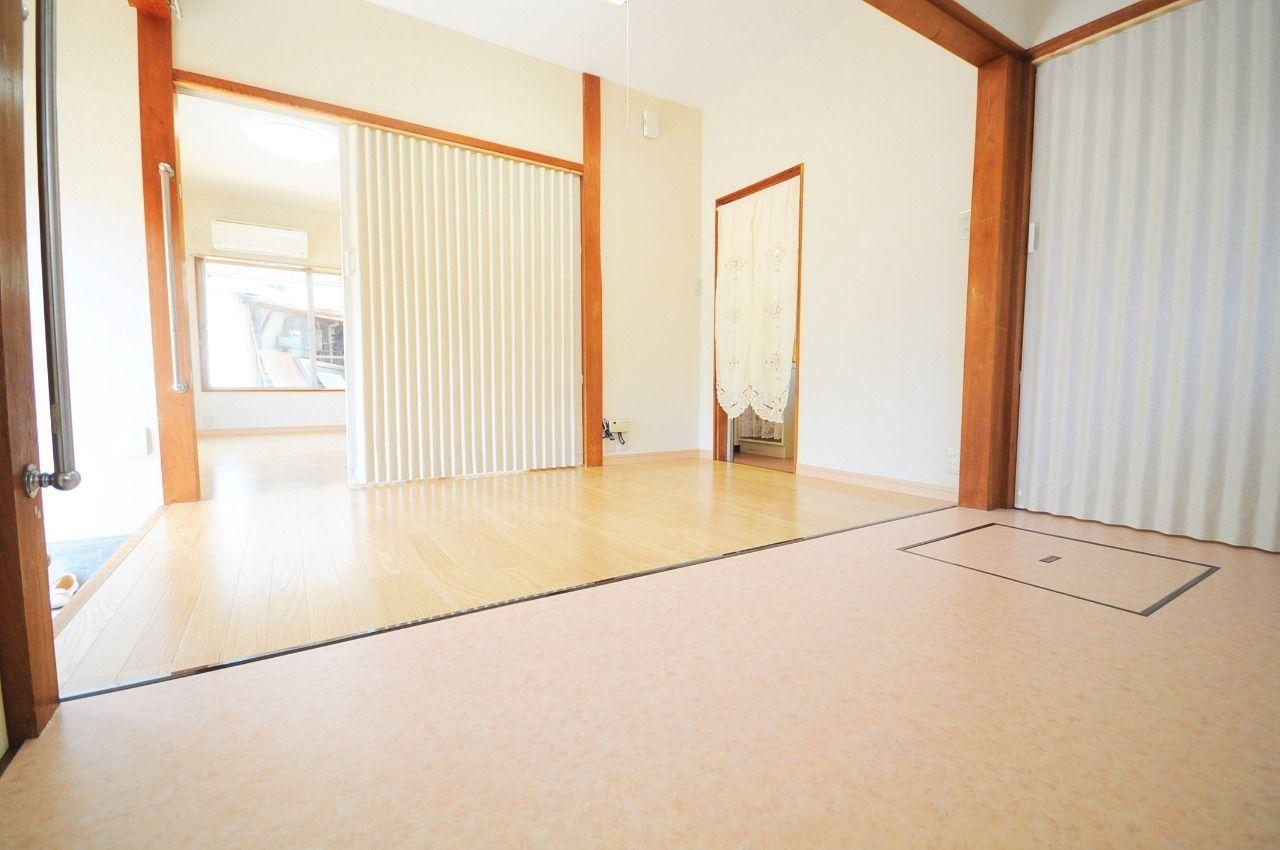 ヤマモト地所の西内 姫乃がご紹介する賃貸一軒家の具同の平家の内観の10枚目