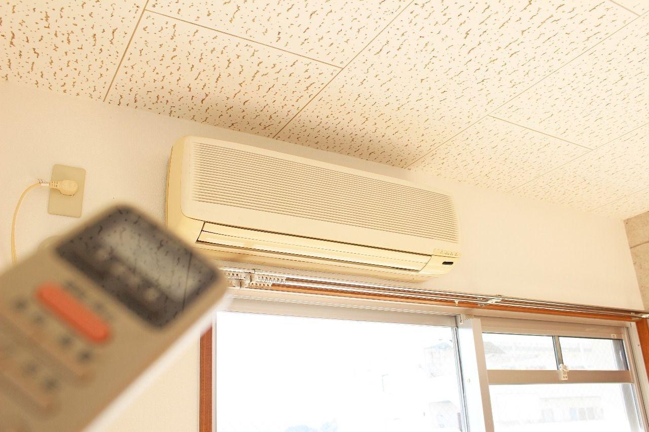 エアコンの効いた暮らしは快適ですよね。夏の暑い日や冬の寒い日にご利用下さい。