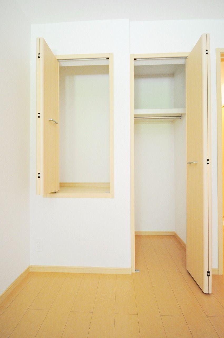 ヤマモト地所の長岡 優がご紹介する賃貸アパートのミニョン・ブローテ 203の内観の33枚目