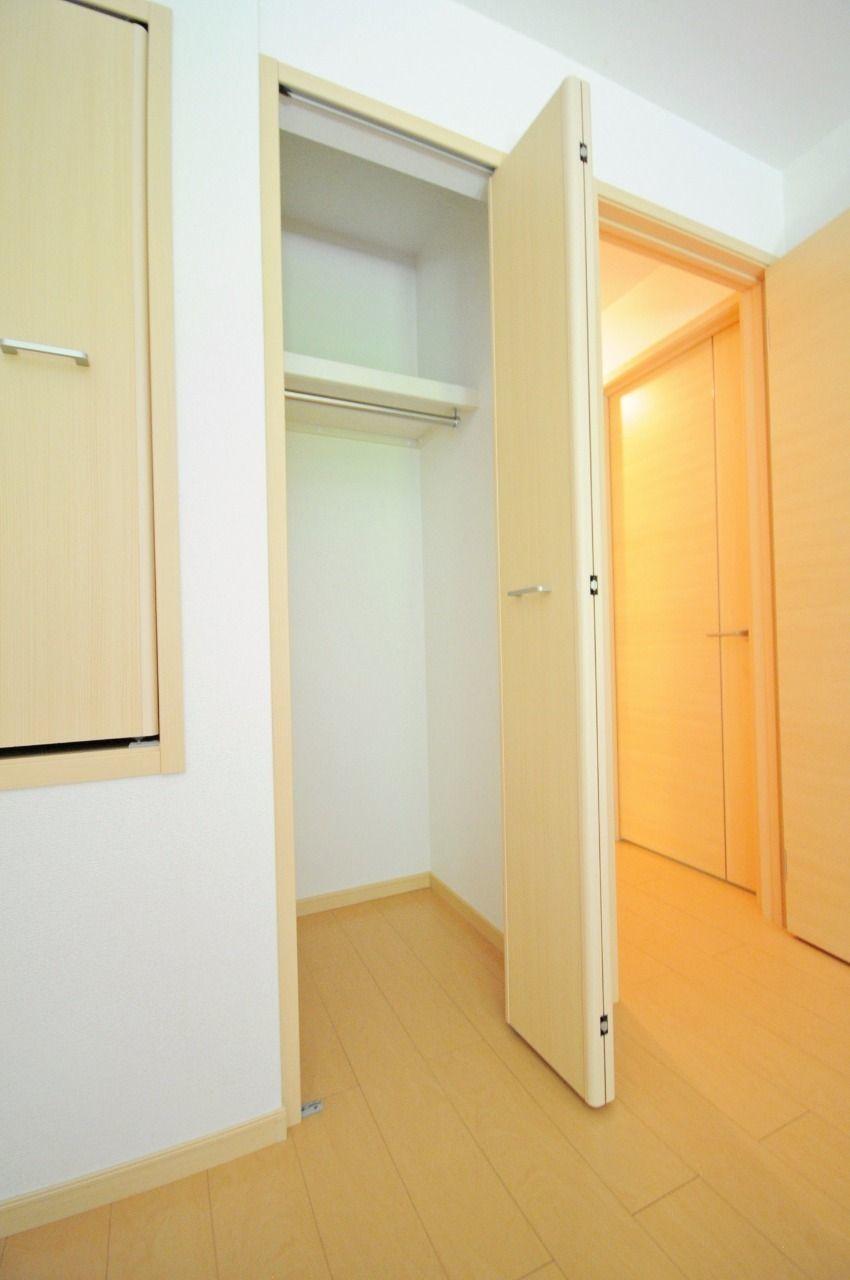 ヤマモト地所の長岡 優がご紹介する賃貸アパートのミニョン・ブローテ 203の内観の31枚目