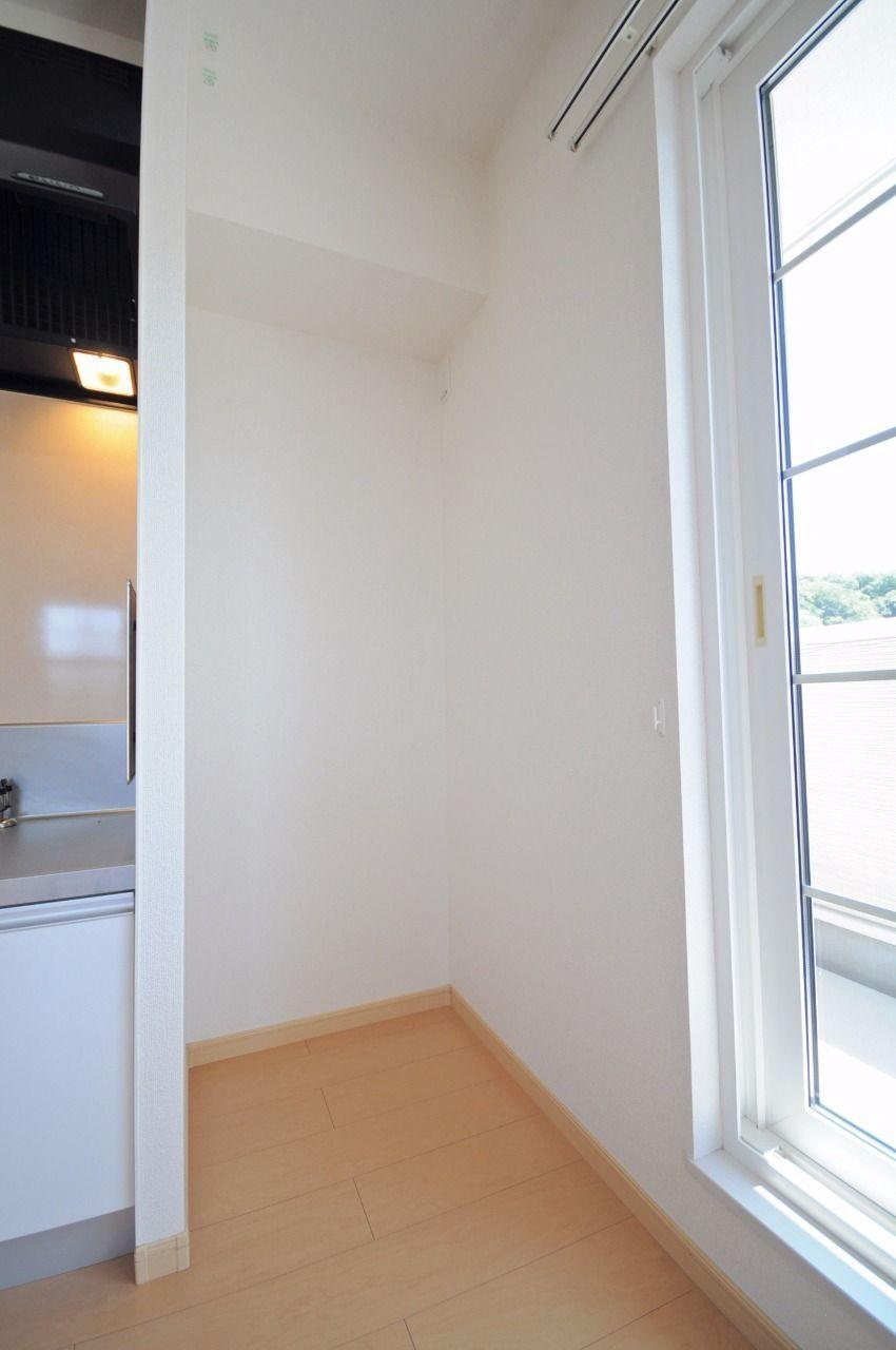 ヤマモト地所の長岡 優がご紹介する賃貸アパートのミニョン・ブローテ 203の内観の14枚目