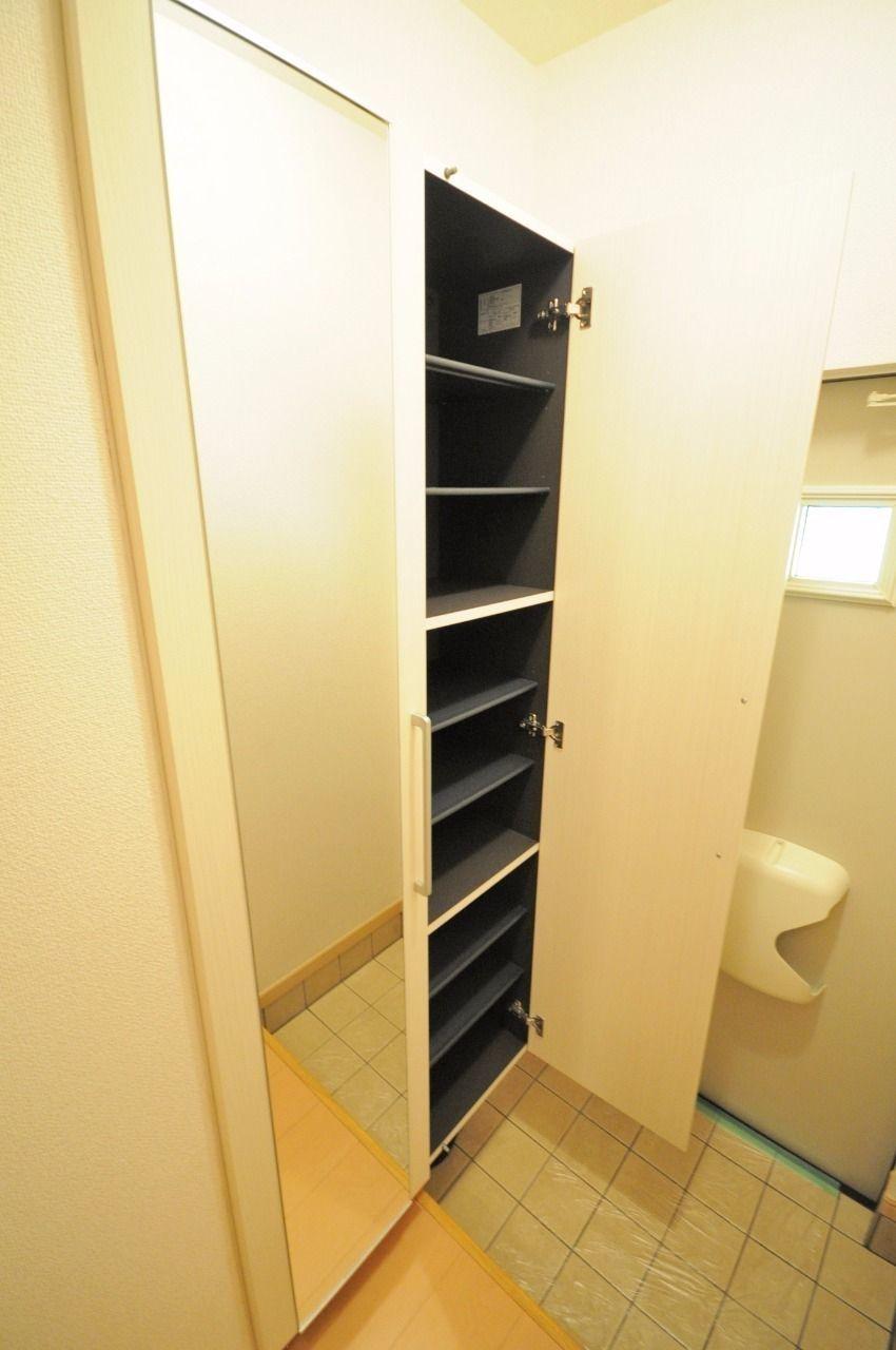 ヤマモト地所の長岡 優がご紹介する賃貸アパートのミニョン・ブローテ 203の内観の3枚目