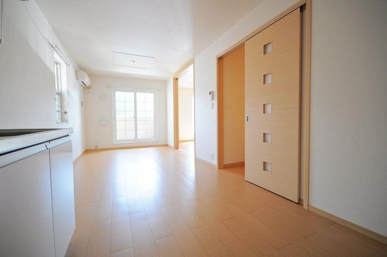 ヤマモト地所の西内 姫乃がご紹介する賃貸アパートのカーサ・エテルノB 203の内観の8枚目