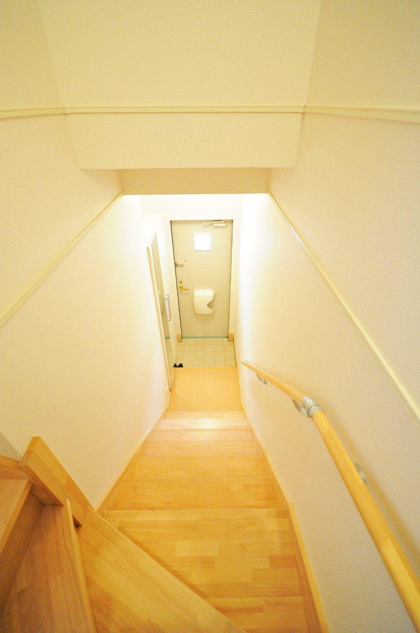 ヤマモト地所の西内 姫乃がご紹介する賃貸アパートのカーサ・エテルノB 203の内観の4枚目