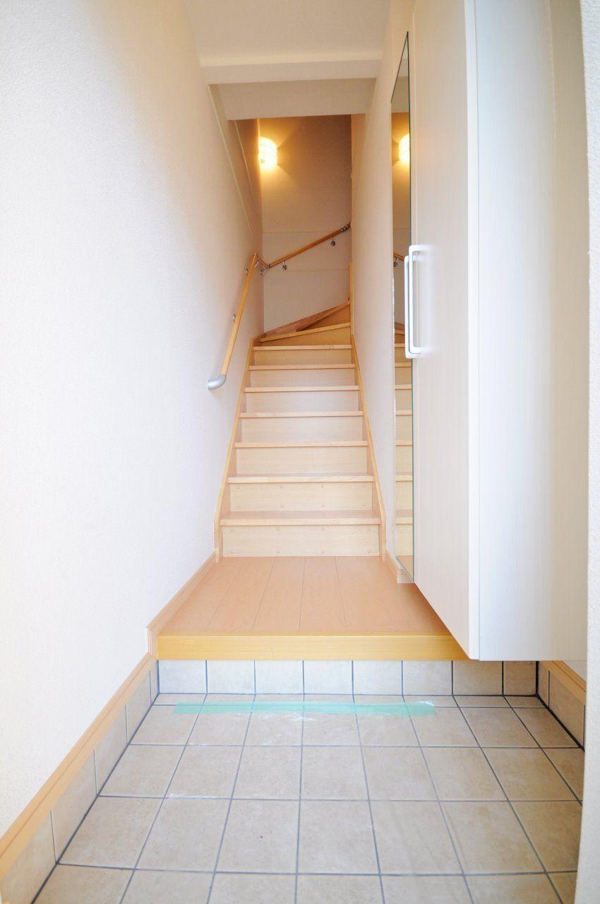 ヤマモト地所の西内 姫乃がご紹介する賃貸アパートのカーサ・エテルノB 203の内観の1枚目