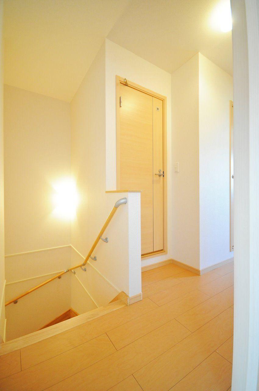 ヤマモト地所の西内 姫乃がご紹介する賃貸アパートのカーサ・エテルノB 203の内観の6枚目