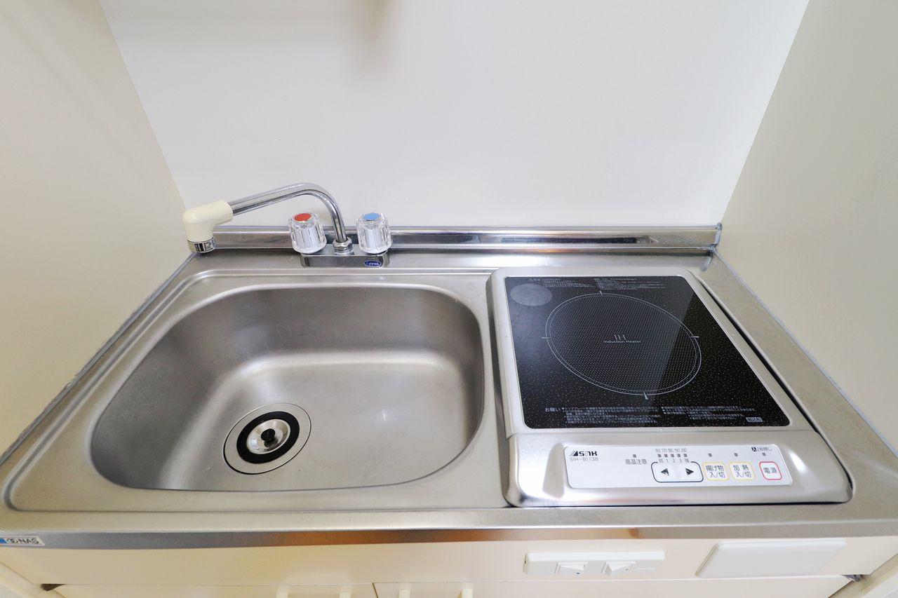 エルパレス306号室 キッチン