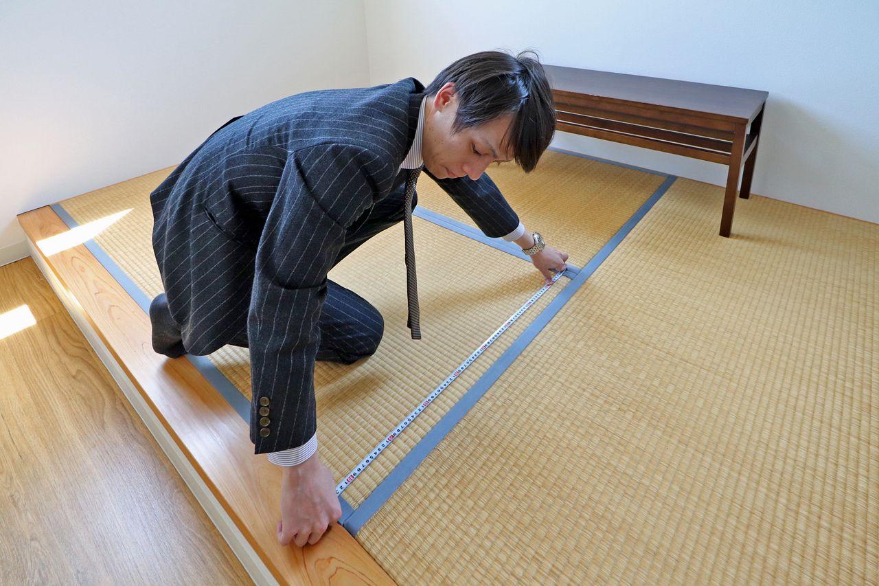 不動産の雑学 畳について